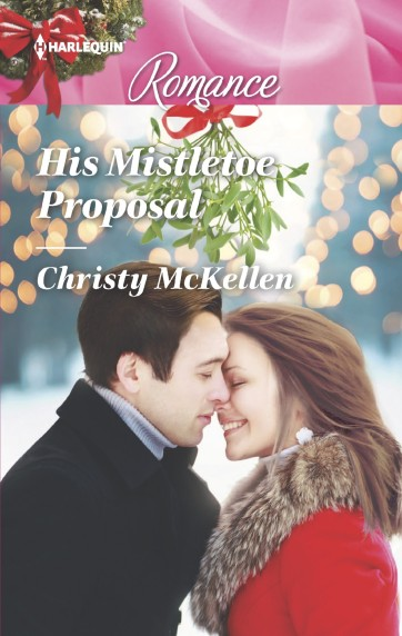 HIS MISTLETOE PROPOSAL US cover