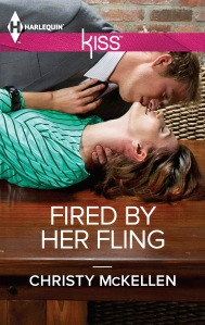 Fired by her fling KISS cover