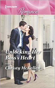 Unlocking her boss's heart